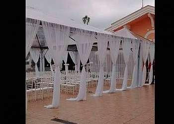 Aluguel de tendas para casamento preço